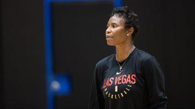 Las Vegas Aces Practice