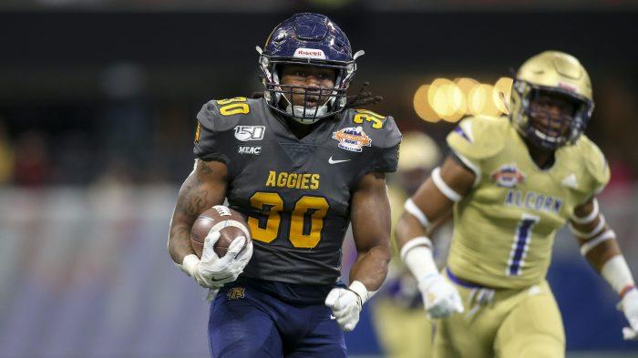 NCAA Football: Celebration Bowl-North Carolina A&T vs Alcorn State