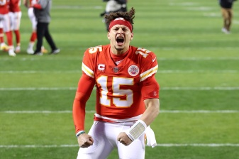AFC Championship – Buffalo Bills v Kansas City Chiefs