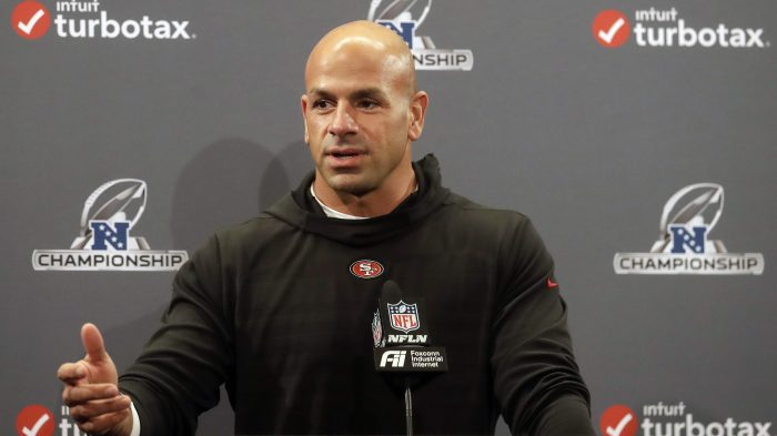 Robert Saleh is far more than the first Muslim coach in the NFL