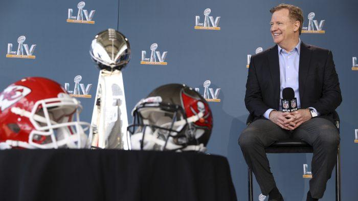 Buccaneers Chiefs Super Bowl Football