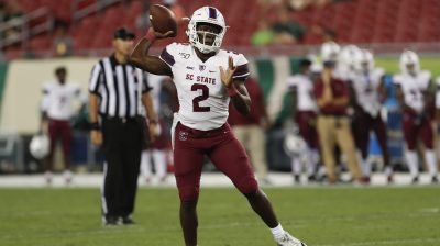 COLLEGE FOOTBALL: SEP 14 South Carolina State at USF