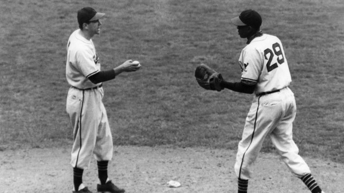 1948 World Series – Game 5:  Boston Braves v Cleveland Indians