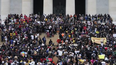 March On Washington To Protest Police Brutality