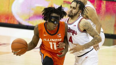 NCAA Basketball: Illinois at Ohio State