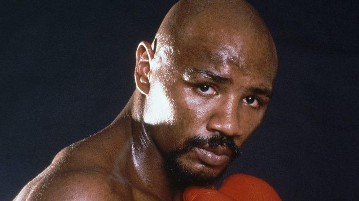 Marvin Hagler Boxer