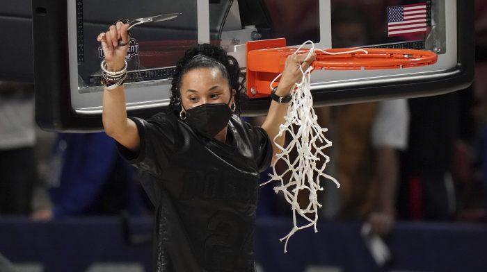 SEC Georgia South Carolina Basketball