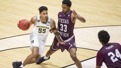 NCAA Michigan Texas Southern Basketball