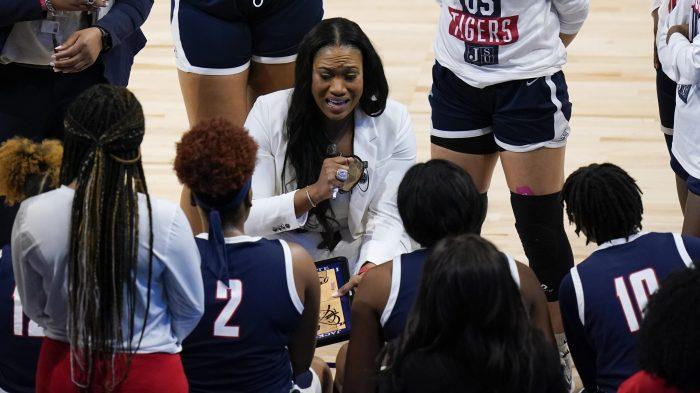 NCAA Jackson St Baylor Basketball