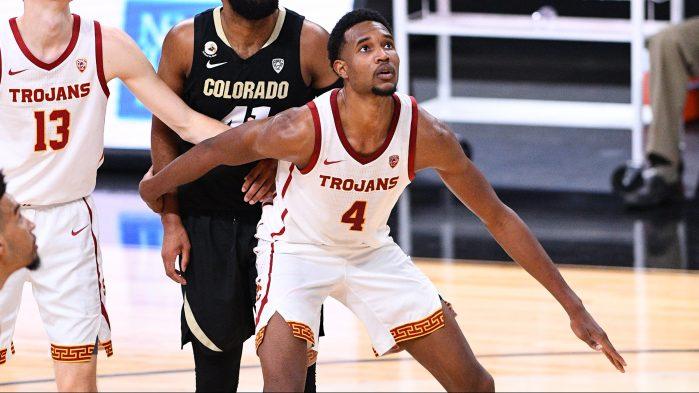 COLLEGE BASKETBALL: MAR 12 Pac-12 Tournament – Colorado v USC