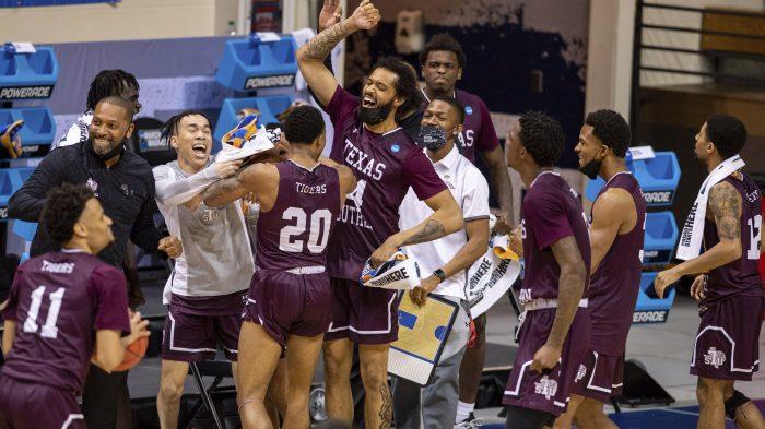 Texas Southern Mount St Marys Basketball