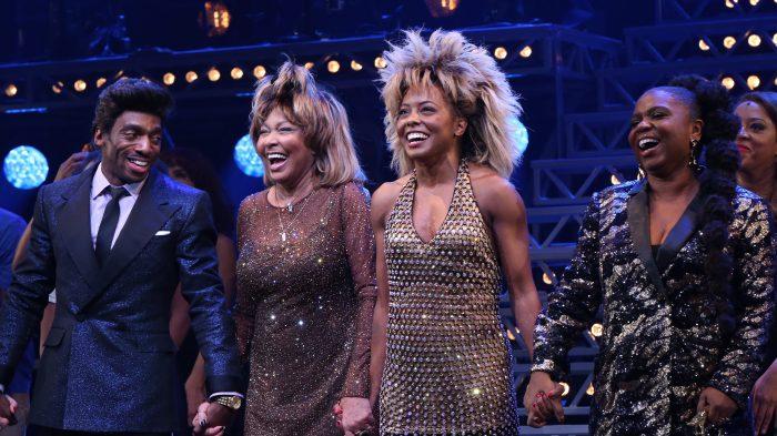 """""""Tina – The Tina Turner Musical"""" Opening Night"""