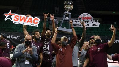 COLLEGE BASKEBALL: MAR 13 SWAC Men's Basketball Tournament – Texas Southern v Prairie View A&M