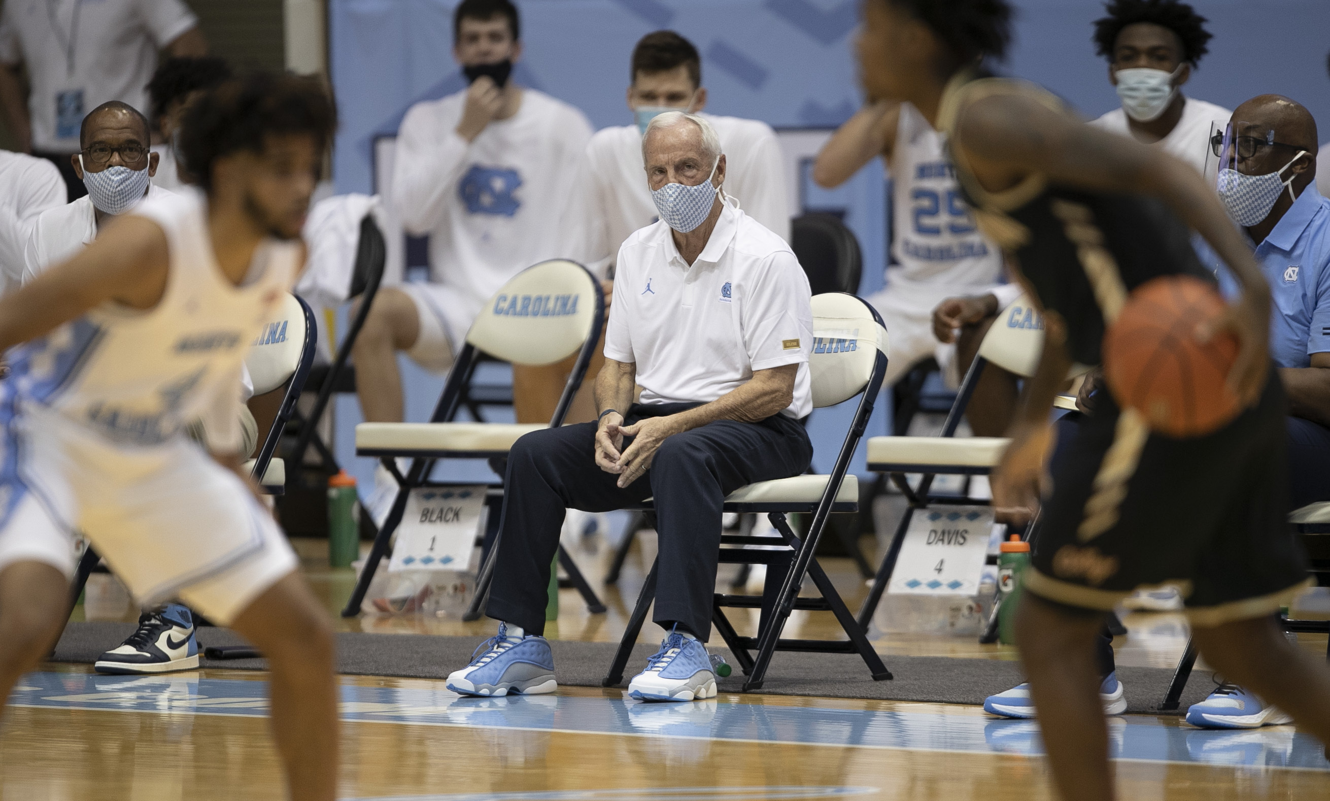 The top 12 pairs of Air Jordans UNC's Roy Williams laced up in his ...