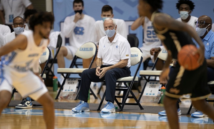 The top 12 pairs of Air Jordans UNC's Roy Williams laced up in his final season