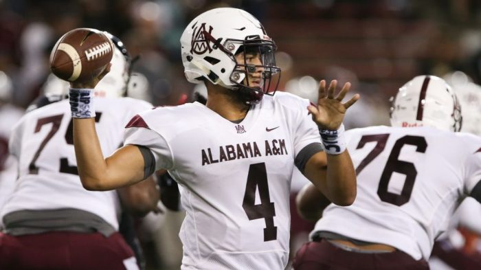 COLLEGE FOOTBALL: SEP 15 Alabama A&M at Cincinnati