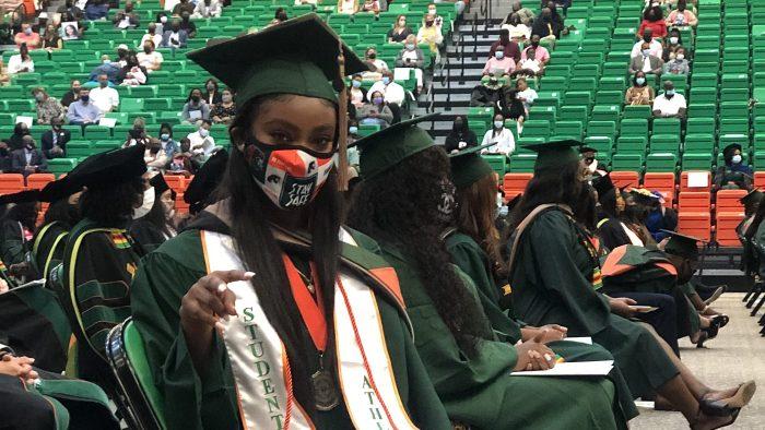 Kailya Jackson, FAMU graduate,