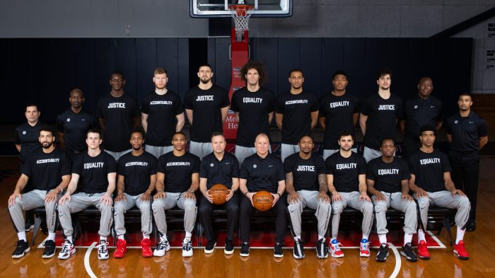 Washington Wizards Team Photo