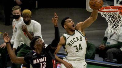 Heat Bucks Basketball