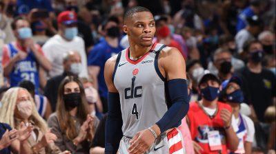 Washington Wizards v Philadelphia 76ers – Game One