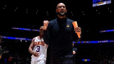 2021 NBA Playoffs – Phoenix Suns v Denver Nuggets
