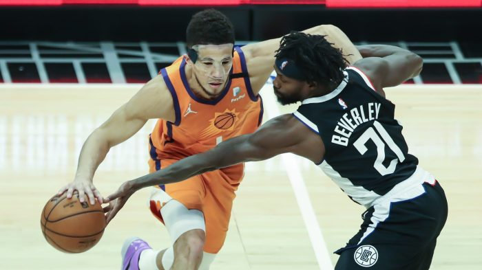 NBA: JUN 24 Western Conference Final – Suns at Clippers