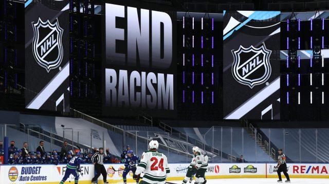 Minnesota Wild v Vancouver Canucks – Game One