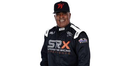 Superstar Racing Experience Portrait Shoot