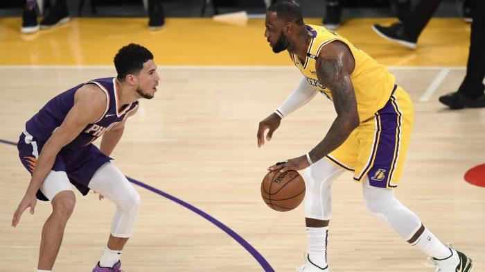 Phoenix Suns v Los Angeles Lakers – Game Six