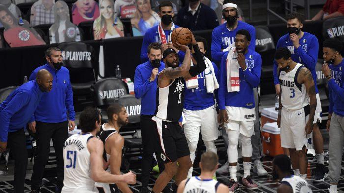 Dallas Mavericks v Los Angeles Clippers – Game Seven