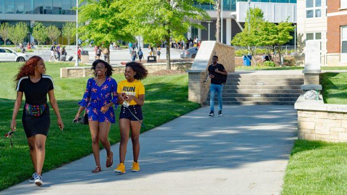NC A&T campus