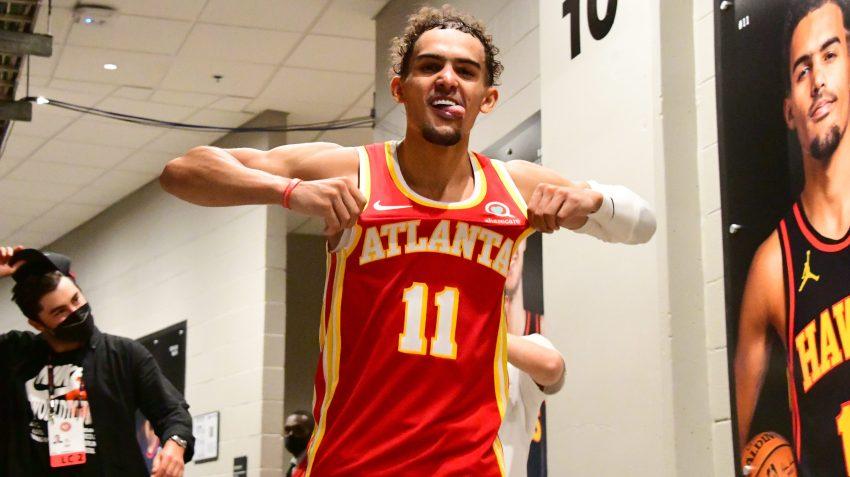 2021 NBA Playoffs – New York Knicks v Atlanta Hawks
