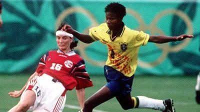 Formiga, 1996 Games