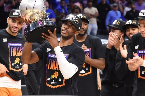 2021 NBA Playoffs – Phoenix Suns v LA Clippers