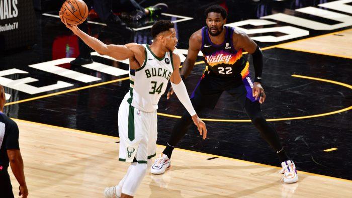 2021 NBA Finals – Milwaukee Bucks v Pheonix Suns