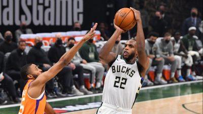 2021 NBA Finals – Phoenix Suns v. Milwaukee Bucks