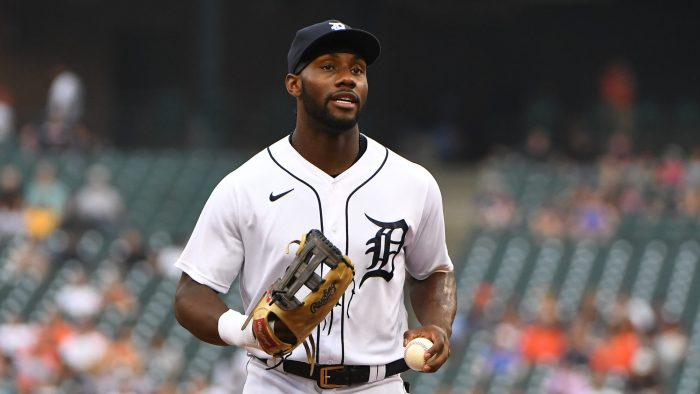 MLB: JUL 19 Rangers at Tigers