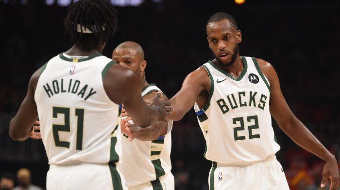2021 NBA Playoffs – Milwaukee Bucks v Atlanta Hawks