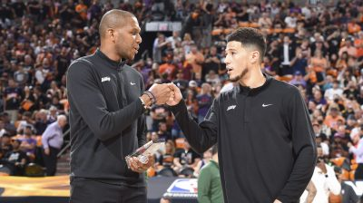 2021 NBA Finals – Milwaukee Bucks v Phoenix Suns