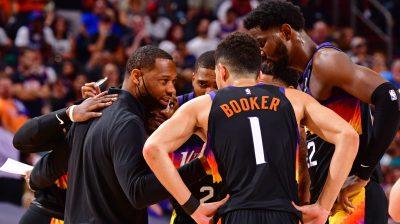 2021 NBA Playoffs – LA Clippers v Phoenix Suns
