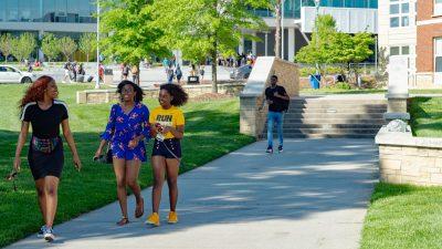North Carolina A&T campus