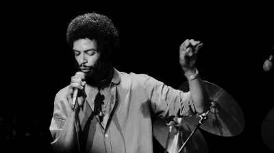 Gil Scott-Heron At The Park West
