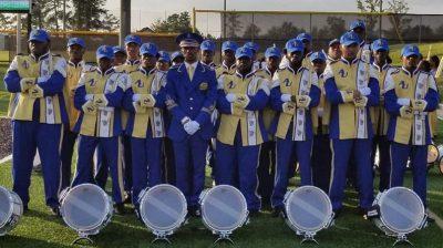 allen university drumline